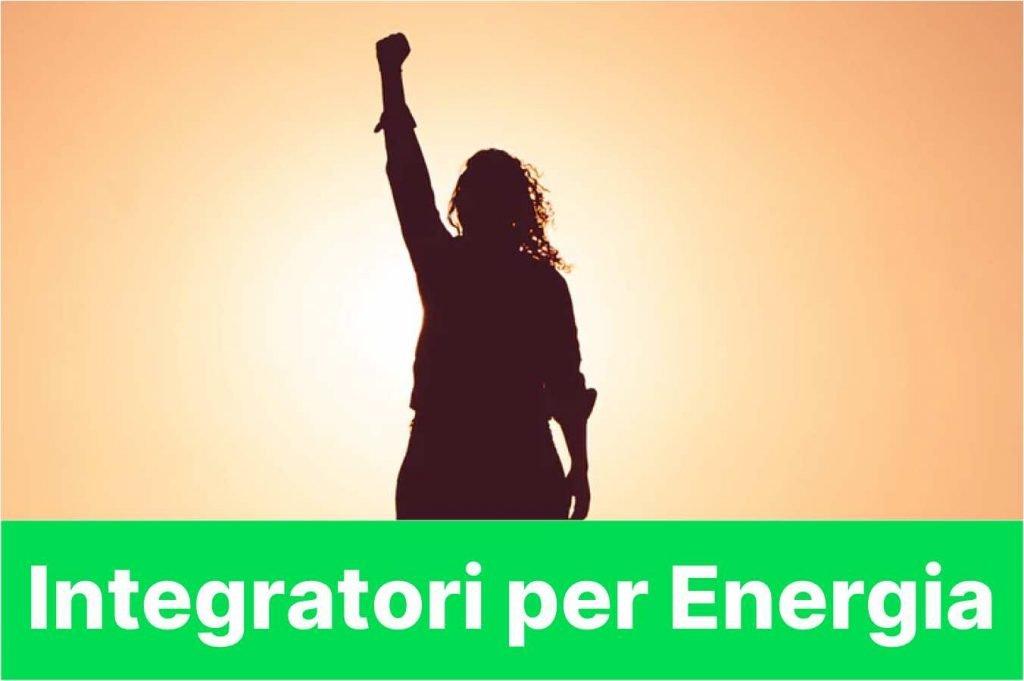 Integratori per Energia
